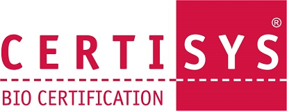 Logo Certisys bio certification